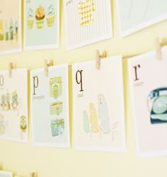 free printable alphabet flash cards - LOVE! -- need to save and go back to print when I have card stock!