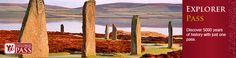Explorer Historic Scotland sites with an Explorer Pass
