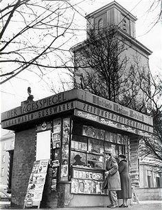 Luxury Zeitungskiosk am Rathaus Tempelhof