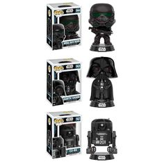 Funko - POP! Star Wars Rogue One Collector's Set - Multi