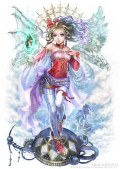Final Fantasy VI : Terra