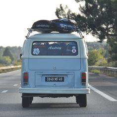 VW Camper Hire in Biscarrosse, France near Bordeaux