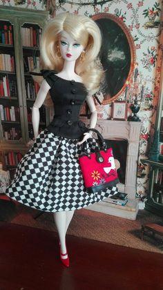 Silkstone Barbie Trenchcoat