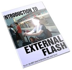 free photography e-book Introduction to External Flash