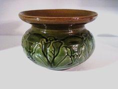 Vintage Cuspidor Spitton  or Antique Green by vintageexchange, $28.00