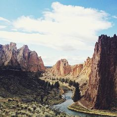 BLISS: Smith Rock State Park