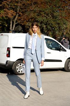 Street style paris fashion week - Image 24