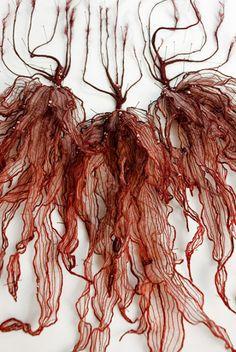 """... """"Je pense que maintenant, maintenant que je suis"""": Les sculptures anatomiques par Lorenzo Nanni"""