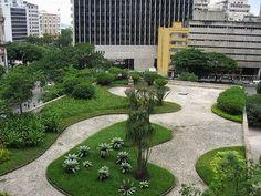 terraço - Edifício Gustavo Capanema