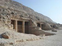Tumbas de Beni Hassan - Imágenes y fotos de Egipto