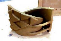 Raivan. Kriya, pottery 1, project 3. June 2015