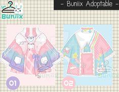 Manga Clothes, Drawing Anime Clothes, Anime Girl Drawings, Kawaii Clothes, Cute Drawings, Disney Outfits, Anime Outfits, Blue Anime, Anime Expressions