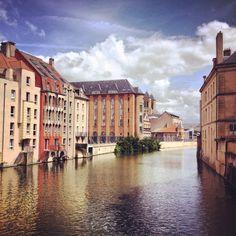 Metz, France.