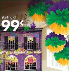 Mardi Gras Decorations To Make Decoration For Home