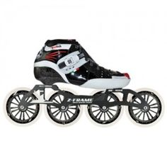 Luigino Sting shoes with Z frame : Dhishan's skates on these now, with the frame having 3 wheels instead of four. They are better than the skates he had earlier. Bike Rollers, Inline Speed Skates, Skate 4, Inline Skating, Bike Frame, Roller Skating, Wheels, Sports, Frames