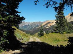 Red Mountain Pass, Silverton, Coloado (130 pieces)