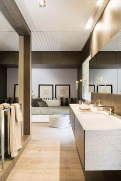 JORDI CANOSA PHOTOGRAPHY . Barcelona . Apartment . Bathroom Interior