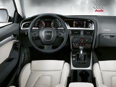Audi A5 Interior Wallpaper