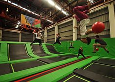 A First-Timer's Guide To Jump Street, Malaysia's First Trampoline Park Best Trampoline, Backyard Trampoline, Professional Trampoline, High Jump, Keep Fit, Regular Exercise, How To Run Longer, Gymnastics, Things That Bounce