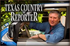Texas Country Reporter - Bob Phillips has travelled the back roads of Texas for 30 years meeting, greeting, and eating with some of the best and brightest Texans to be found.
