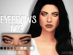 swatches Found in TSR Category 'Sims 4 Facial Hair' Sims 4 Collections, Sims Games, Sims Hair, The Sims 4 Download, Sims 4 Update, Sims 4 Mods, Sims Cc, Facial Hair, Eyebrows