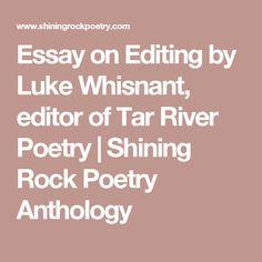 literary essay magazines