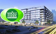 Whole Foods Signs Downtown Lease, Plans 2015 Opening #dtla #downtownLA