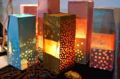 custom handmade lamps  for sale soon...