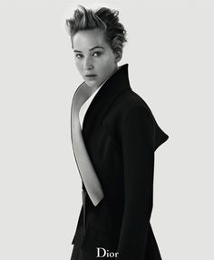 Jennifer Lawrence's Flawless New Dior Ads | Hollyscoop