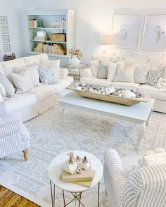 The Best Slipcovered Couch and a Slice of Humble Pie - Thistlewood Farm 4 Piece Living Room Set, New Living Room, Living Room Sets, Living Room Decor, Bedroom Decor, Bedroom Furniture Sets, Bedroom Sets, Modern Furniture, Furniture Design