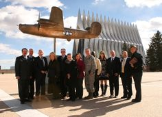 August - During a visit to the Rocky Mountain Region, FAS Commissioner Tom Sharpe engaged with a customer panel at the Air Force Academy to learn more about how FAS can further support the Department of Defense.  FAS provides support to a wide range of DoD agenices in the region.