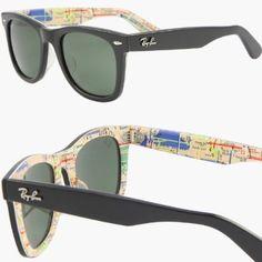 "RayBan, map sunglasses ""HIP"""
