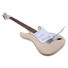 Shoes Trend Mark Ammoon Electric Guitar Unfinished Guitar Diy Kit Semi Hollow Basswood Body Rosewood Fingerboard Maple Neck Vivid And Great In Style