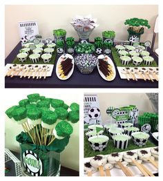 Soccer party fun presentation ideas