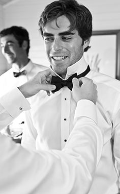 Heirloom Wedding Studio - Photography: Joshua Lawrence Kogan. The Castle Hill Inn, Rhode Island. Groom Style