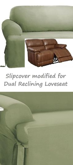 8 best slipcovers images sofa covers pull out sofa bed reclining rh pinterest com