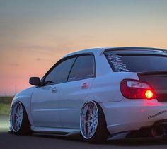 Subaru Impreza...