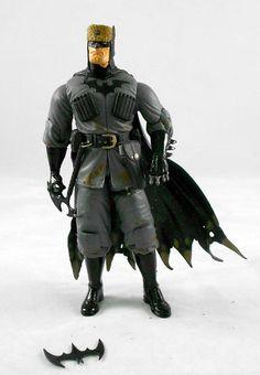 DC Direct Elseworlds Red Son Batman Figure