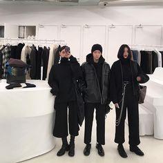 Murder Fash Trio