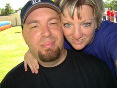 My nephew Joe and his wife Tanya.
