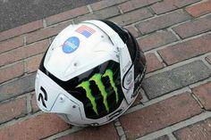 Jorge Lorenzo helmet