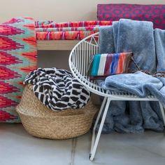 Pléd Mistral Home Missoni mikroplyš cm Missoni, Throw Pillows, Blankets, Home, Design, Toss Pillows, Decorative Pillows, Blanket, Decor Pillows