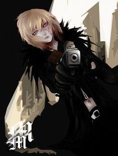 Mello(Death Note)