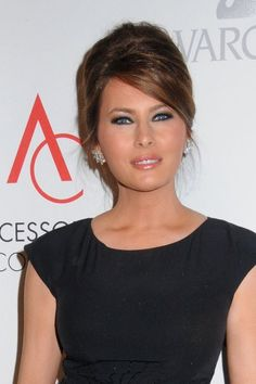 Our beautiful First Lady! Melania Trump Model, Donald And Melania Trump, First Lady Melania Trump, Milania Trump Style, Donald Trump Family, Trump Models, Melania Knauss Trump, Malania Trump, Ivanka Trump