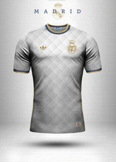 4575e6370b Emilio Sansolini has created 20 unique Football Kits Designs for teams such  as Chelsea