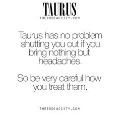 For more information on the zodiac signs… Astrology Taurus, Zodiac Signs Taurus, Taurus And Gemini, Taurus Lover, Taurus Bull, Horoscope Capricorn, Capricorn Facts, Astrology Signs, Taurus Quotes