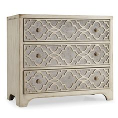 Sanctuary Fretwork Chest-Pearl Essence by Hooker Furniture & Reviews | Joss & Main