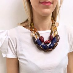 ALIBEY manlioboutique.com/alibey #necklaces #jewelry