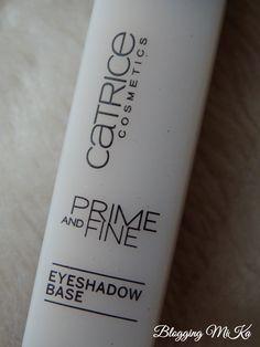 Catrice eyeshadow base ~ Blogging MiKa