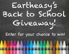Back to School season giving you the blues? :( Make the experience something to get excited about with our Back to School Giveaway! Enter for your chance to win a prize pack valued at $88.75 here: http://wshe.es/HXoIxnxD Contest is open to US and Canadian residents only. Contest ends September 3rd, 2015. Good luck!